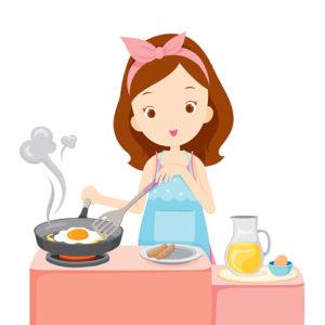 Test e Quiz di cucina – La mia ricetta